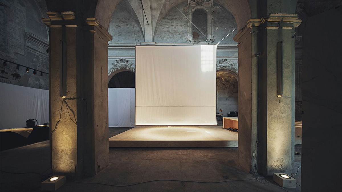 San Cristoforo Urban Center | mantova | installation